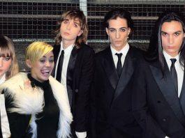 La colaboración de Måneskin, Damiano y Miley que muchos esperan