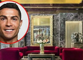 Cristiano Ronaldo vende casa