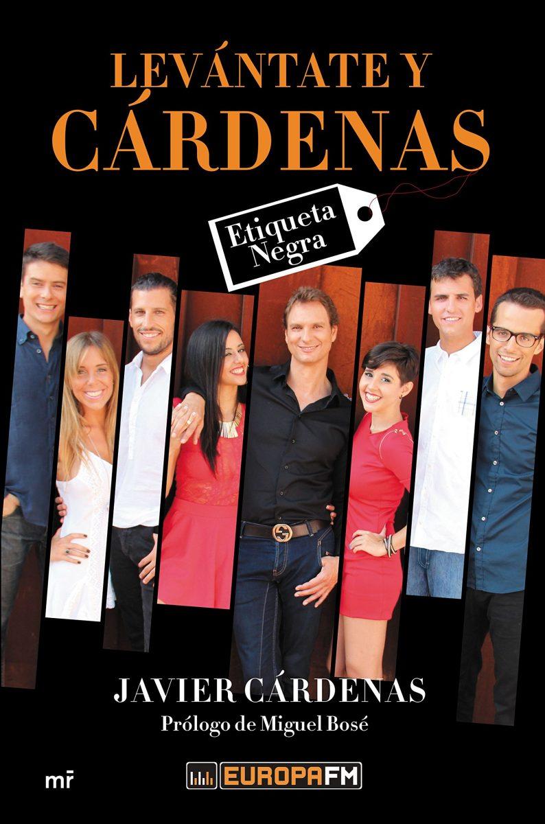 Libro de Javier Cárdenas