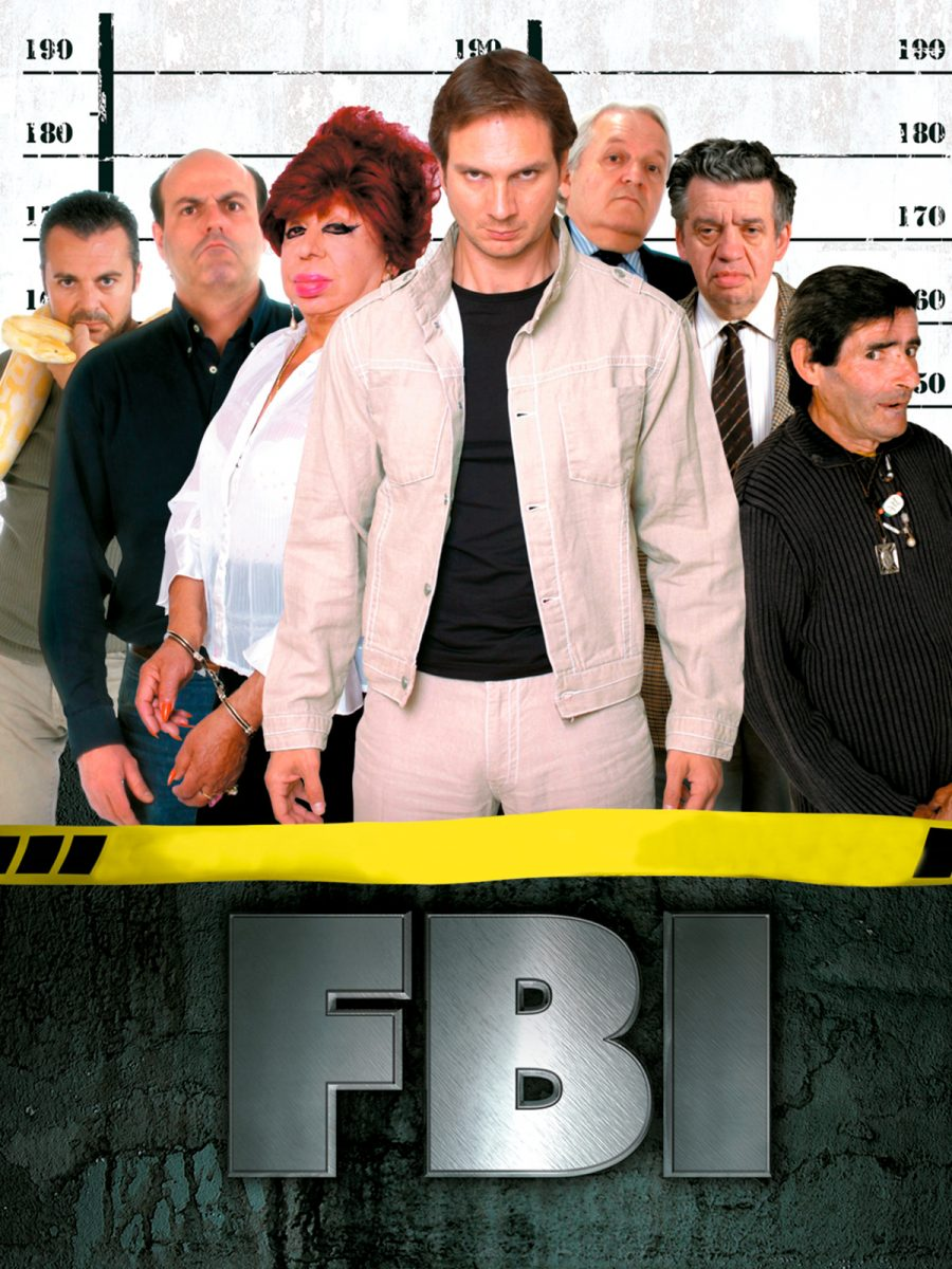 Cartel de la película FBI Frikis Buscan Incordiar