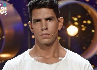 Diego Matamoros con poca ropa