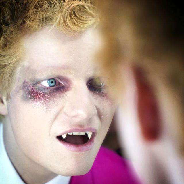 Ed Sheeran vampiro