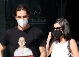 Así ha contado su enfermedad la novia de Damiano David