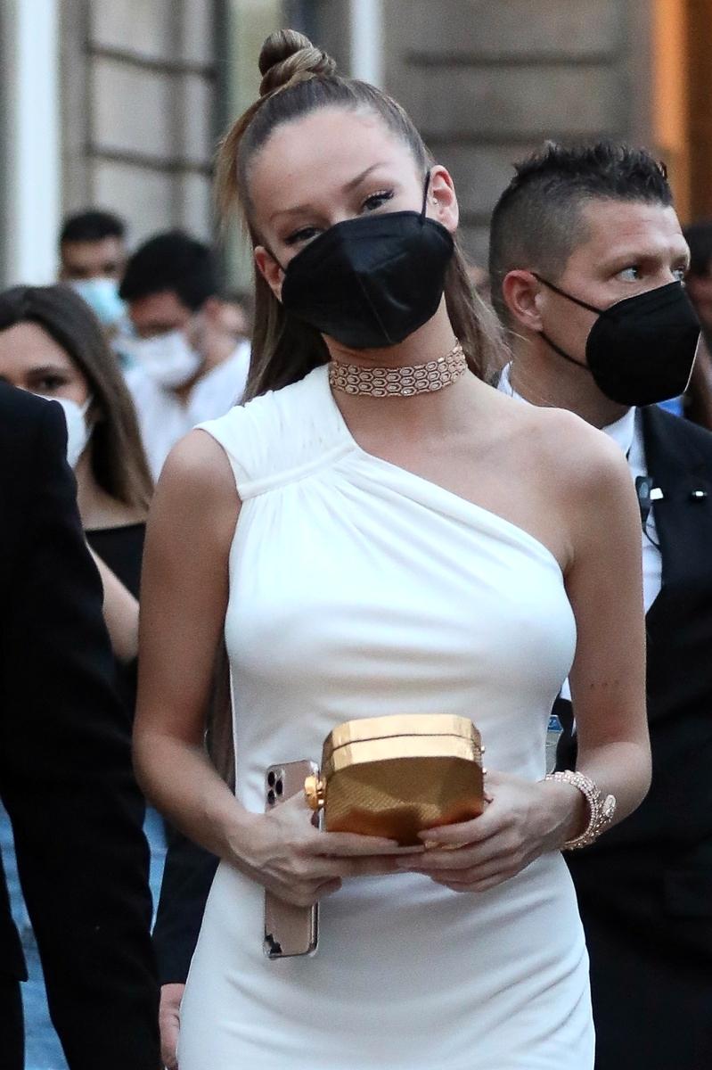 Ester Expósito estrella en Milán