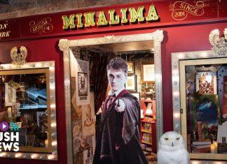 La tienda de Harry Potter más grande del mundo