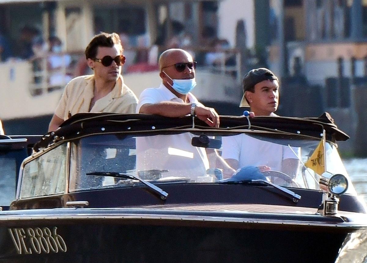 Harry Styles en Venecia