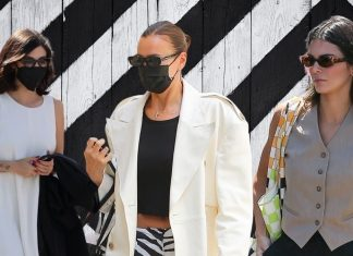 Analizamos los pantalones de Giorgia Soleri, Irina Shayk y Kendall Jenner