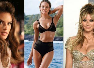 Alessandra Ambrosio, Candice Swanepoel y Heidi Klum