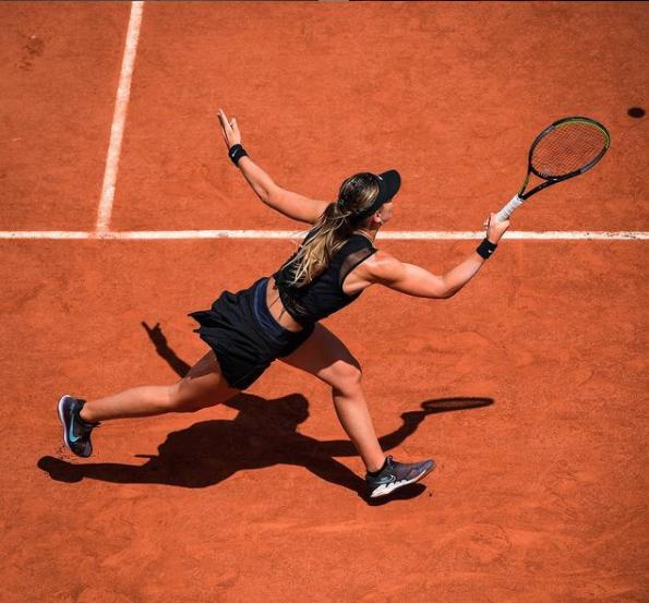 Paula Badosa puede ganar Roland Garros por golpes como este