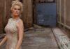 """""""¿Os suena este callejón?"""", pregunta Adriana a sus fans al compartir la foto con un vestido ajustado. Adriana Abenia comparte foto en callejón icónico de Zaragoza y sus fans adivinan el lugar."""