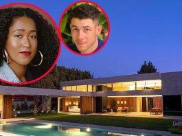 Conoce la lujosa casa de Naomi Osaka en Beverly Hills