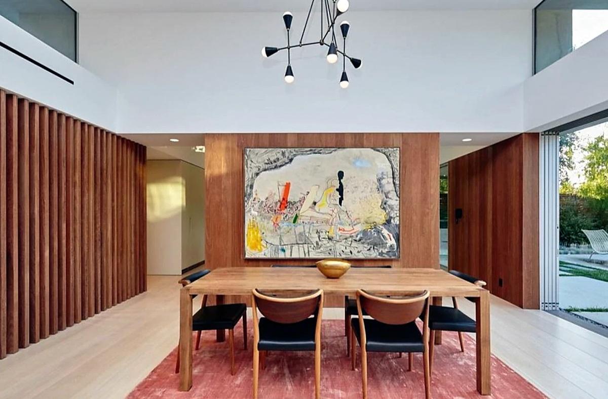 Conoce la lujosa casa de Naomi Osaka en Beverly Hills amoblada