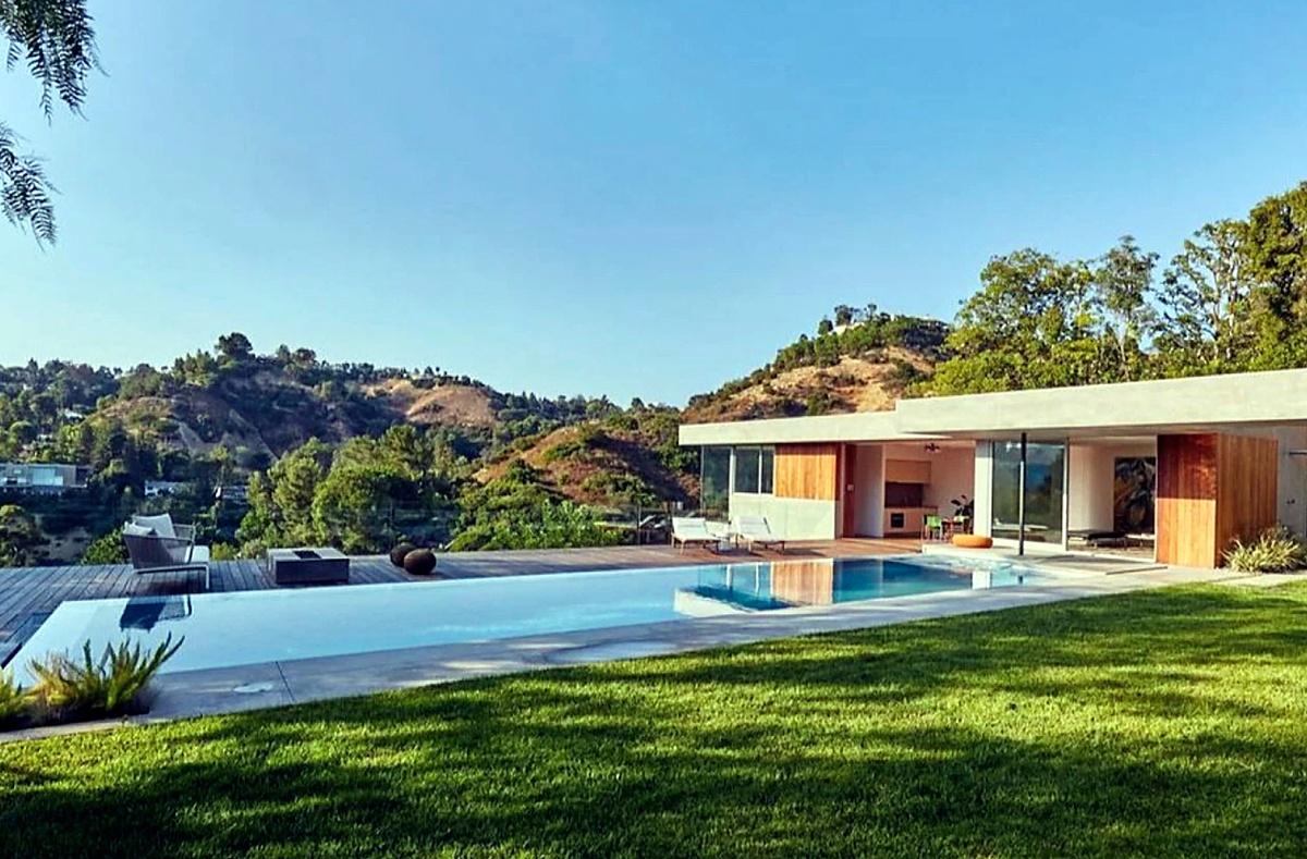 Conoce la lujosa casa de Naomi Osaka en una zona exclusiva de Beverly Hills