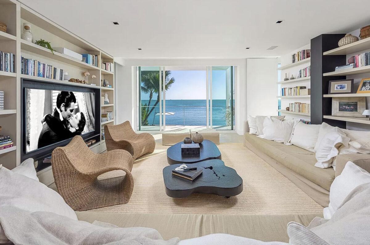Familia Messi vacaciona en mansión de lujo en Miami