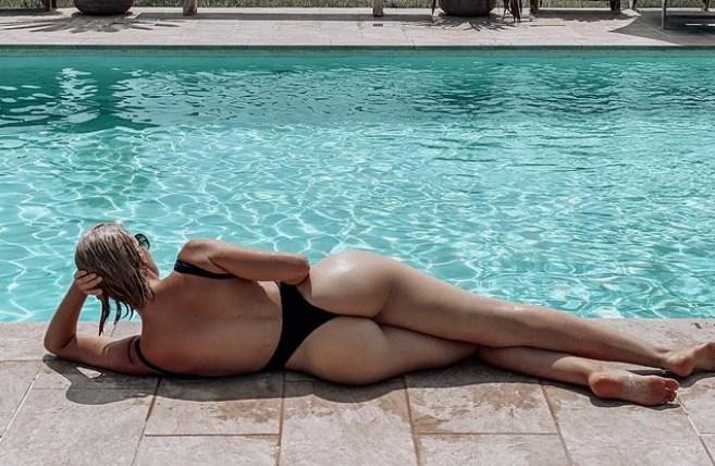 Feliz cumple Bellezón Adriana Abenia celebra su cumpleaños 37 mira sus mejores fotos