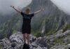 Itziar Ituño sube al monte Anboto y comparte imágenes
