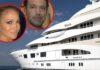 Jennifer López y Ben Affleck alquilan yate de $130 millones Un palacio flotante