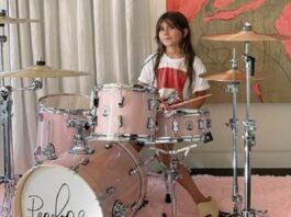 Kourtney Kardashian felicita a su hija de 9 años