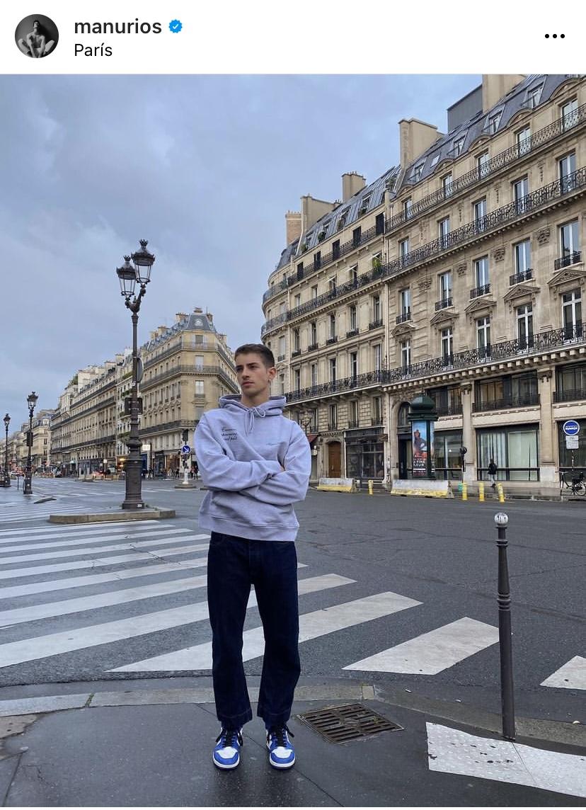 Protagonistas de Élite en París
