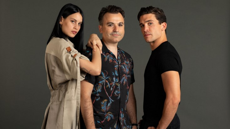 Rodaje de Tin & Tina con Jaime Lorente y Milena Smith nos mostrará una nueva faceta de Lorente