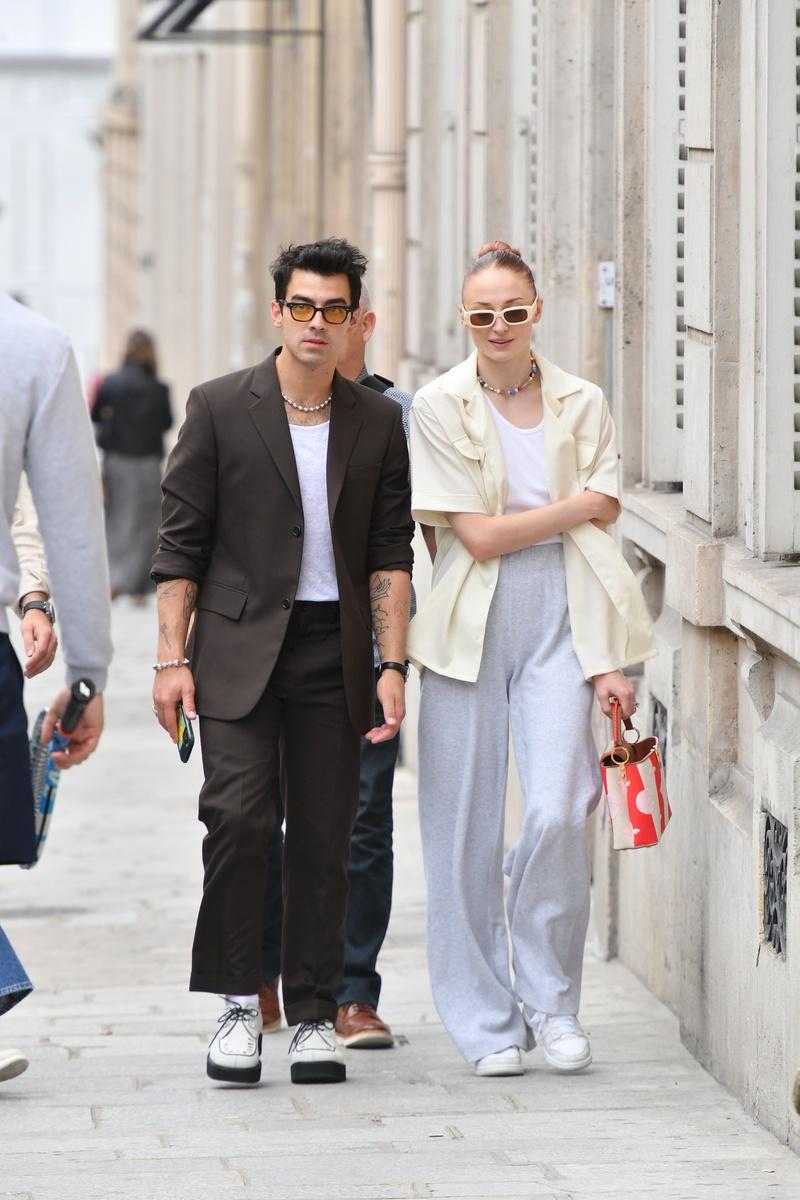 Sophie y Joe en París