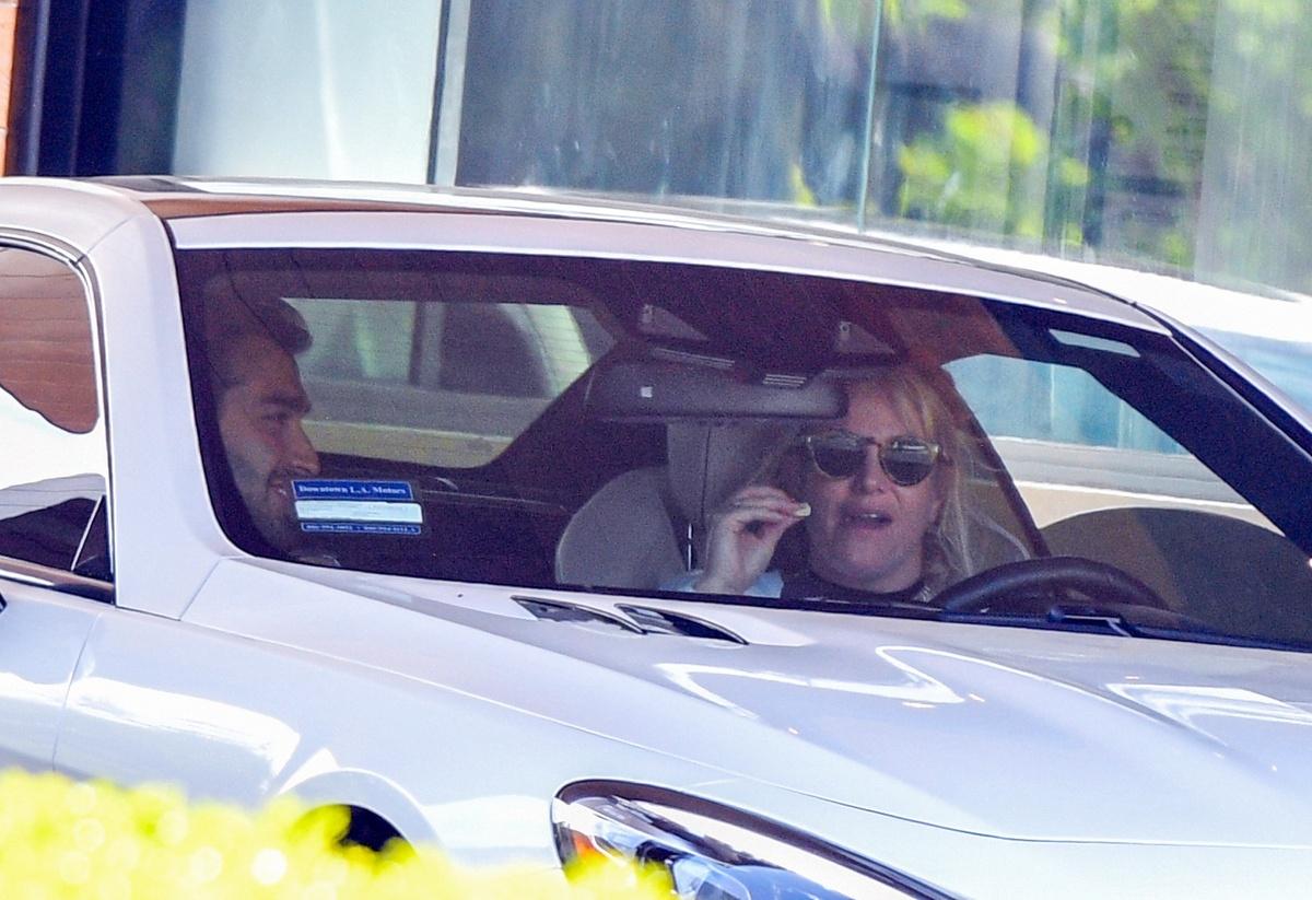 Britney Spears se casa
