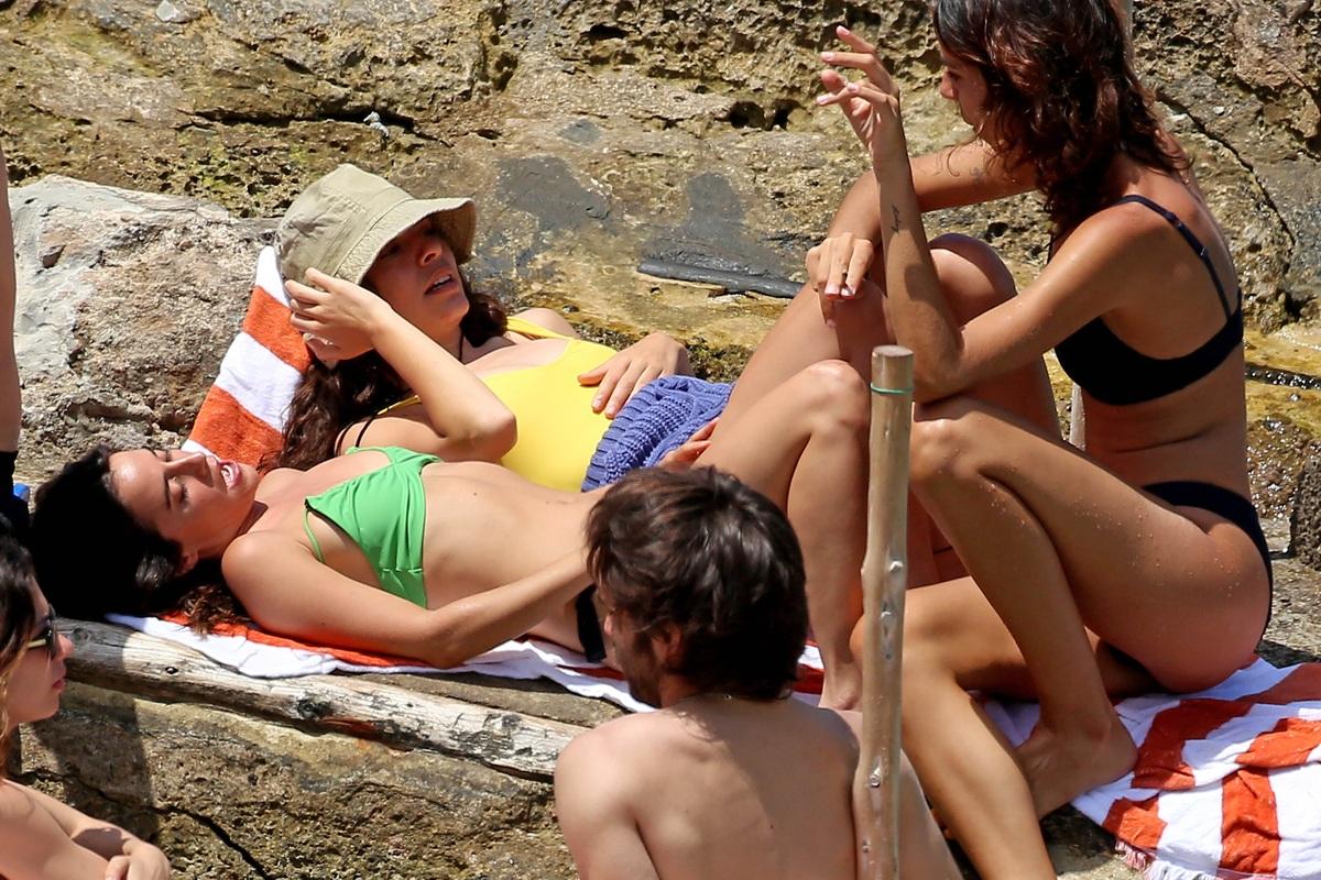 Gemma Galán, Claudia Traisac y Macarena García
