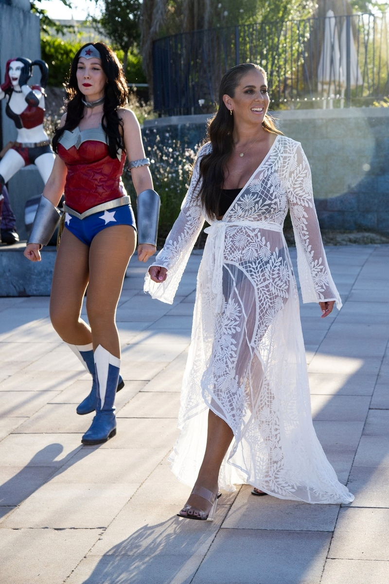 Anabel Pantoja en bikini