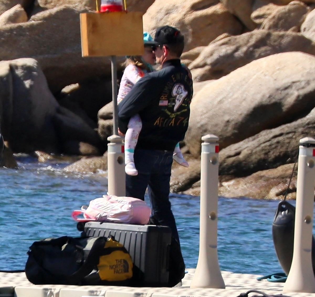 Bradley Cooper vacaciones de lujo