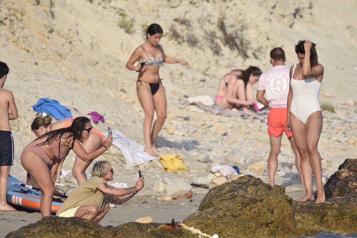 Así han sido las vacaciones en Ibiza de Anabel Pantoja y Nagore