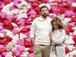 Jennifer Lopez y Ben Affleck amor