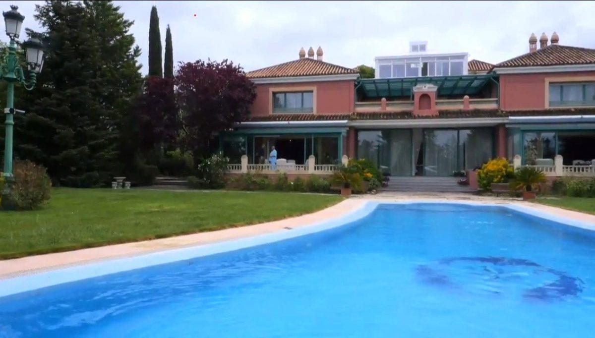 La casa de José Luis Moreno