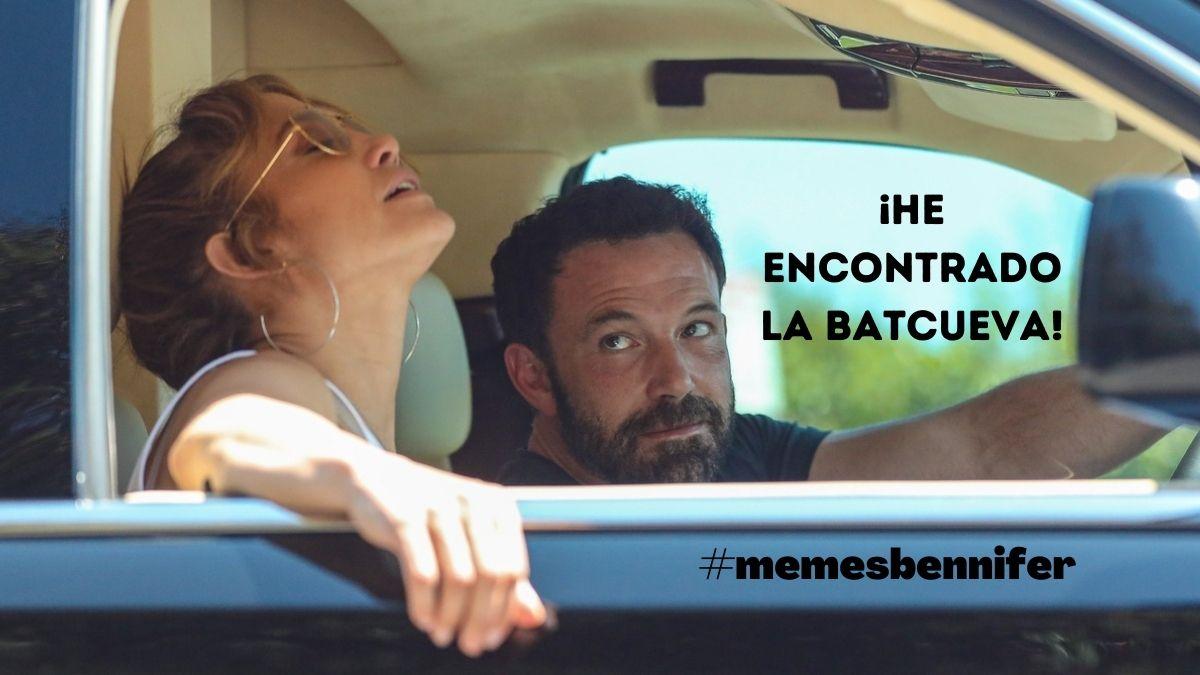 Uno de los memes de Bennifer