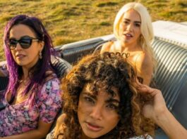 Wendy, Gina y Coral