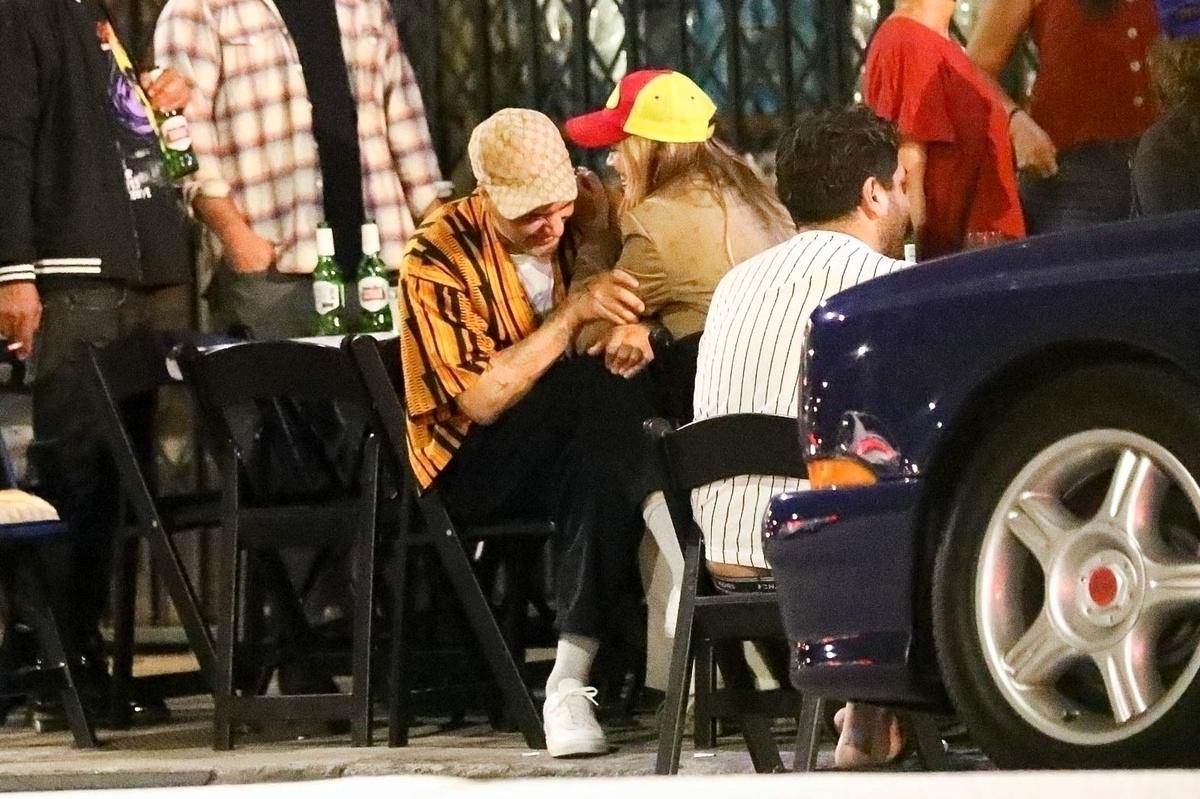 Rita Ora y Taika Waititi novios