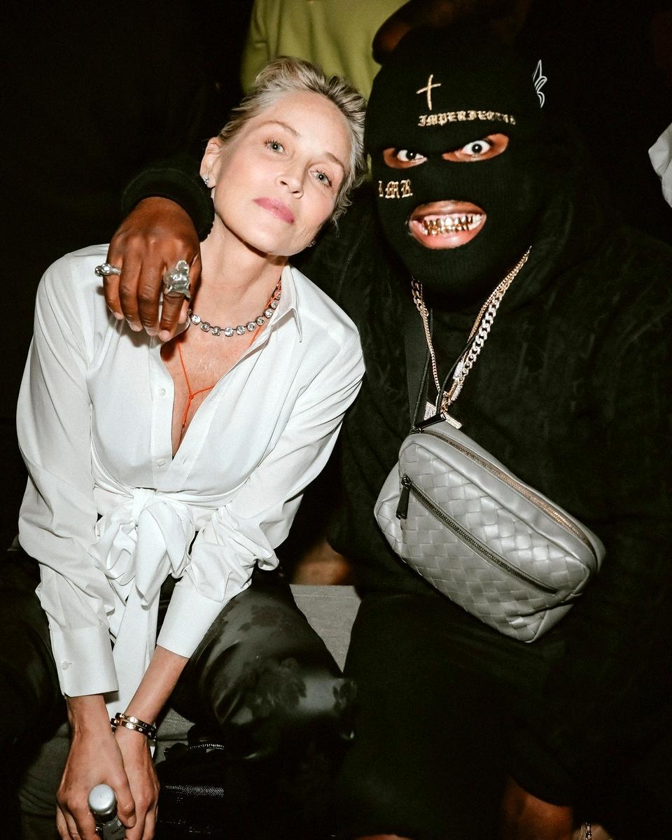 Sharon Stone tiene novio