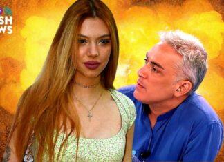 Alejandra Rubio para los pies a Kiko Hernández