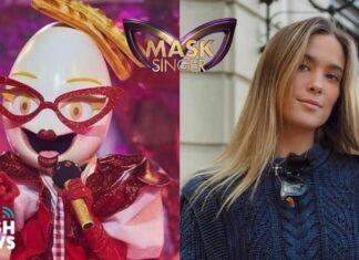 María Pombo en 'Mask Singer'