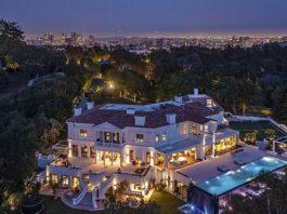 The Weeknd compra enorme mansión de lujo en Bel-Air
