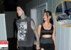 Travis Barker y Kourtney Kardashian