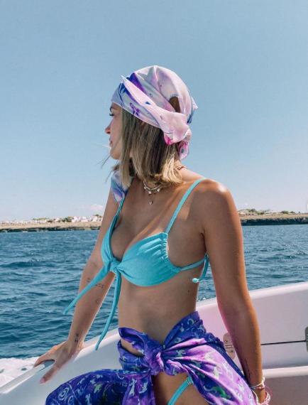 Laura Escanes barco