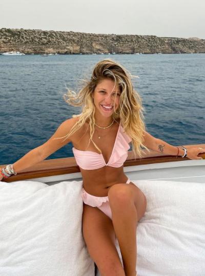 Anita Matamoros barco