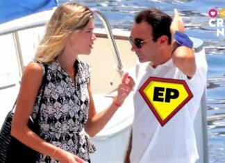 Enrique Ponce salva a Ana Soria de un fatídico accidente
