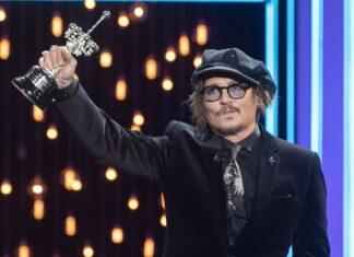 Johnny Depp polémica