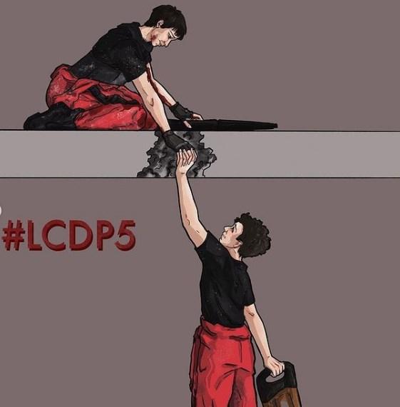LCDP Fan Arts