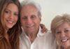 Shakira baila con su padre en su cumpleaños 90