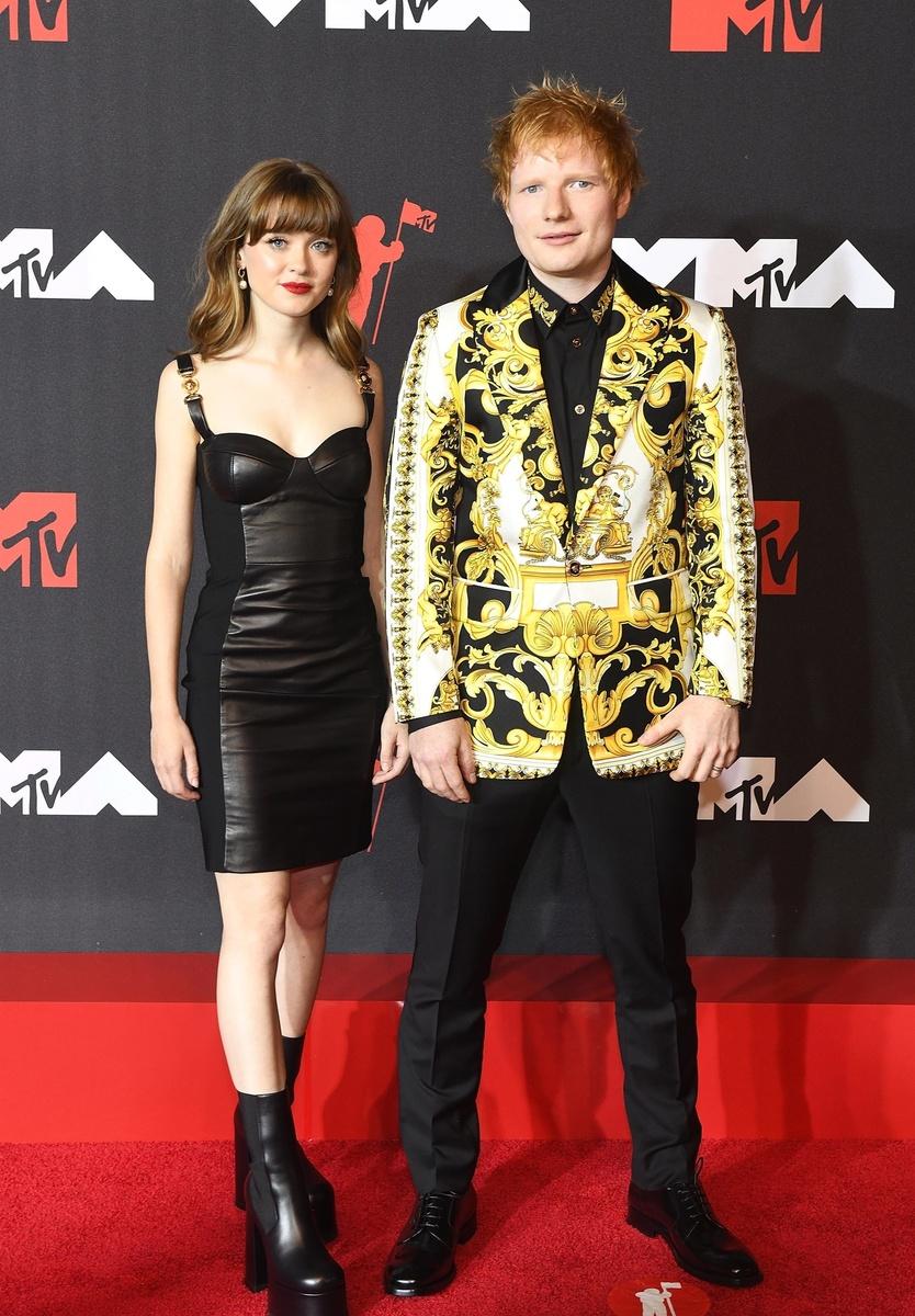 Ed Sheeran y Maisie Peters