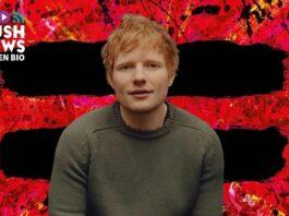 Ed Sheeran de fiesta