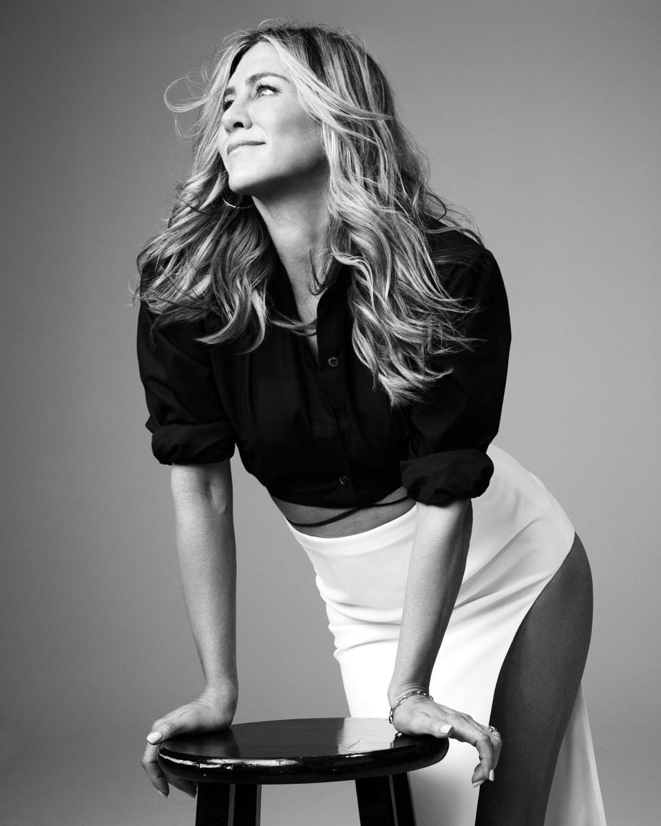 Jennifer Aniston edad