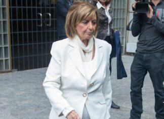 María Teresa Campos harta